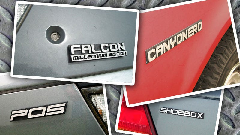Turn Your SUV Into A Canyonero With These Awesome Etsy Badges