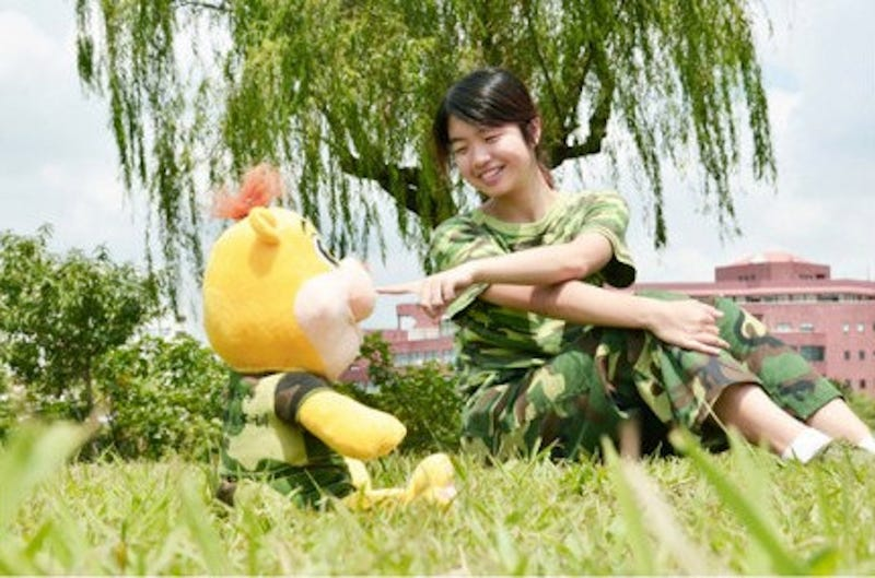 The Lighter Side Of China's Compulsory Military Training