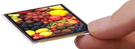 Sharp Announces Micro LCD...Thanks?