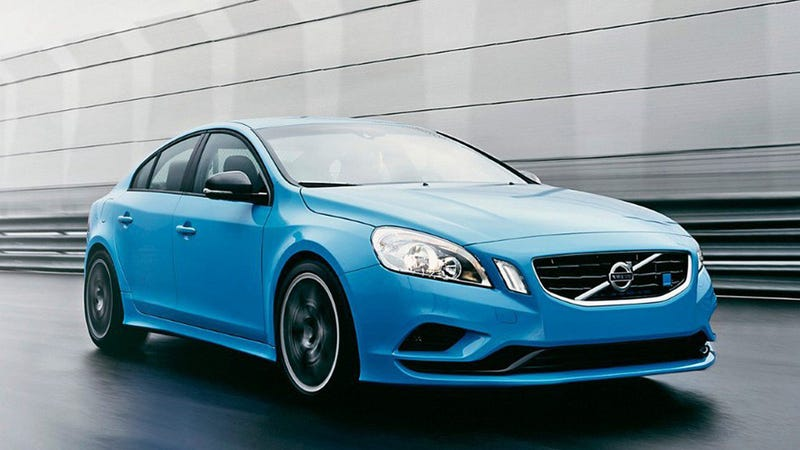 Here's The Insane 508 Horsepower S60 Polestar Concept Volvo Should Build