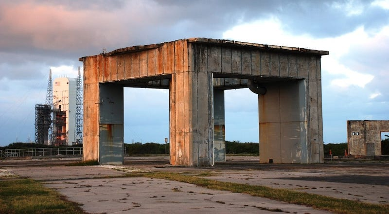 An abandoned, believed haunted, NASA launch site you can actually visit