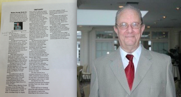 This Self-Penned Obituary Is One Of The Best We've Ever Read