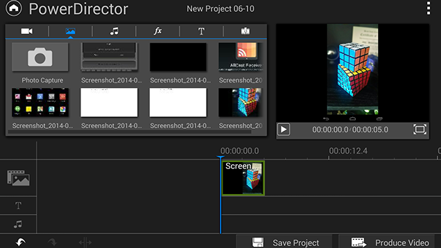 PowerDirector (Finally) Brings Decent Video Editing to Android