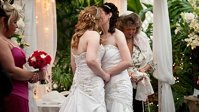 When Will Bridal Magazines Invite Same-Sex Couples to the Party?