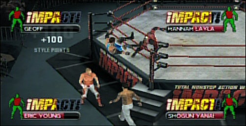 A Little TNA On Your PSP