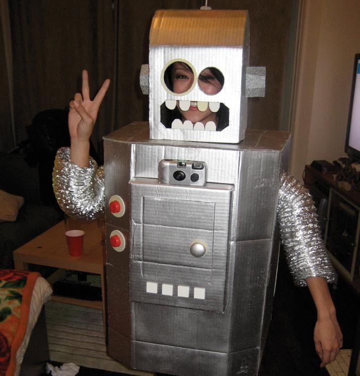 Gizmodo's Sexy Robot Costume Contest: EXTENDED