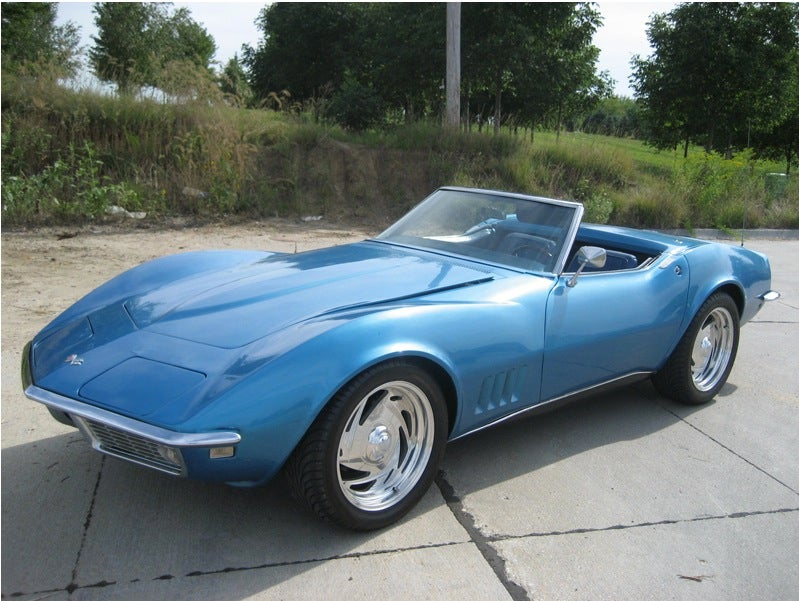 For $17,900, this fall could be your Corvette summer