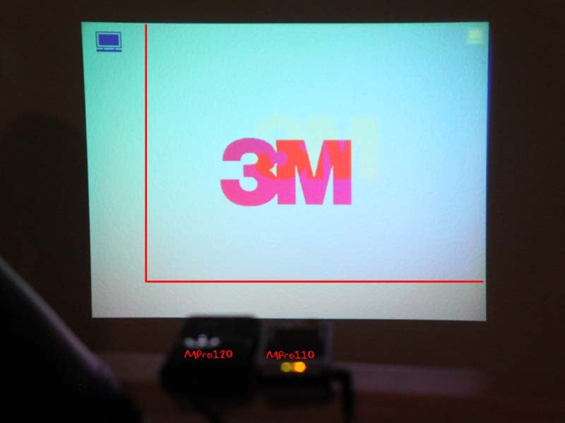 3M MPro120 Pico Projector Review: Highly Evolved