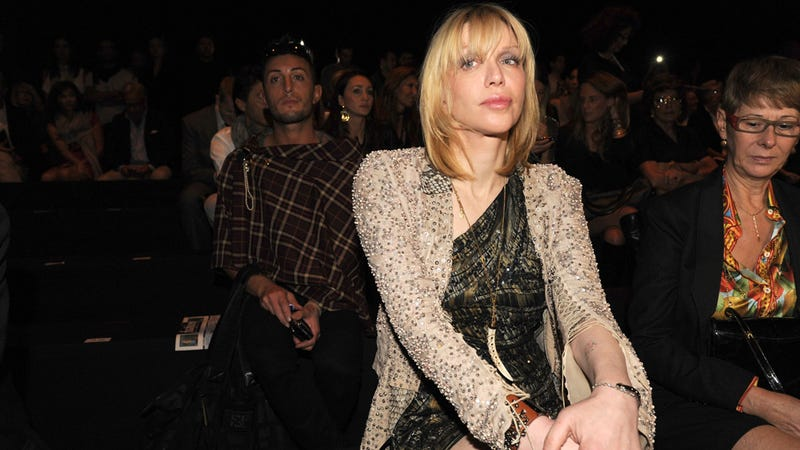 Courtney Love Is Being Evicted for Setting Her House on Fire