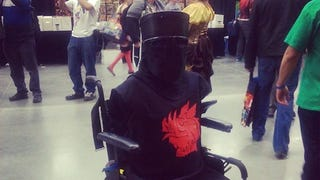 None Shall Pass This Awesome <em>Monty Python</em> Cosplay