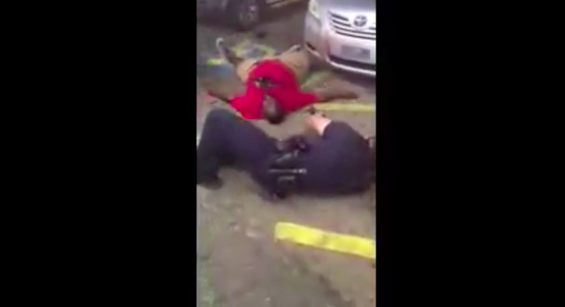Second Video of Alton Sterling's Shooting Death Seems to Contradict Police Claim That He Was Holding a Gun