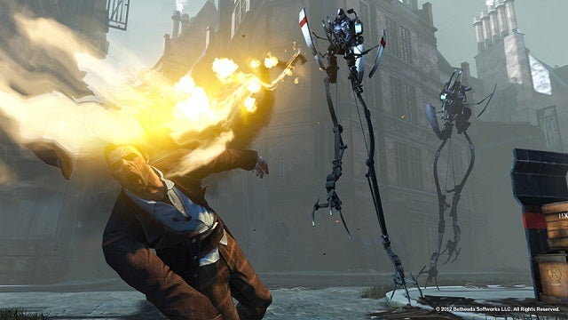 'We Never Really Felt The Need For Boss Monsters' In Dishonored, Designer Says