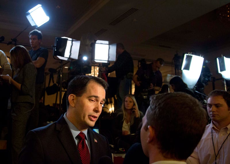 9 Wisconsin Republicans Make Gov. Scott Walker Look Sane By Threatening to Arrest Federal Officials That Implement Obamacare