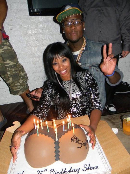 The NFL Lockout's Almost Over, So Here's Stevie Johnson's Big Ass Birthday Cake