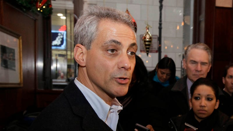 Rahm Emanuel Kicked Off Chicago Mayoral Ballot