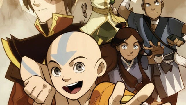 In this week's comics, a new Airbender book is on the stands!