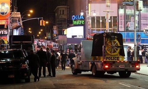 Who Was Behind the Times Square Car Bomb?