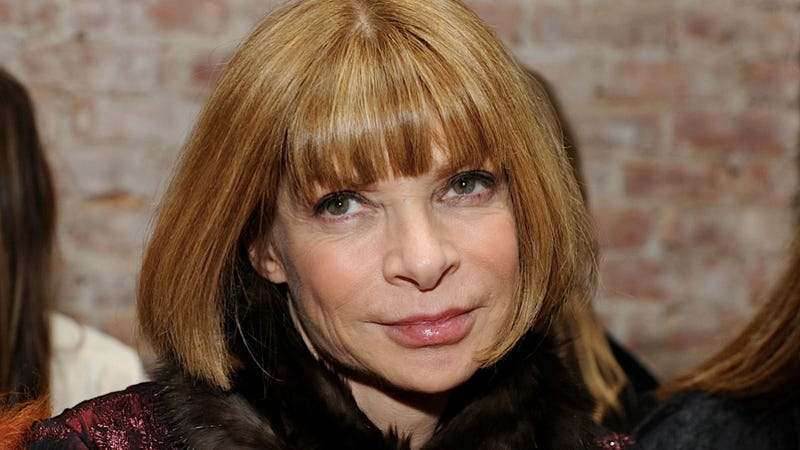 Anna Wintour Is Totally Overqualified for the British Ambassador Gig