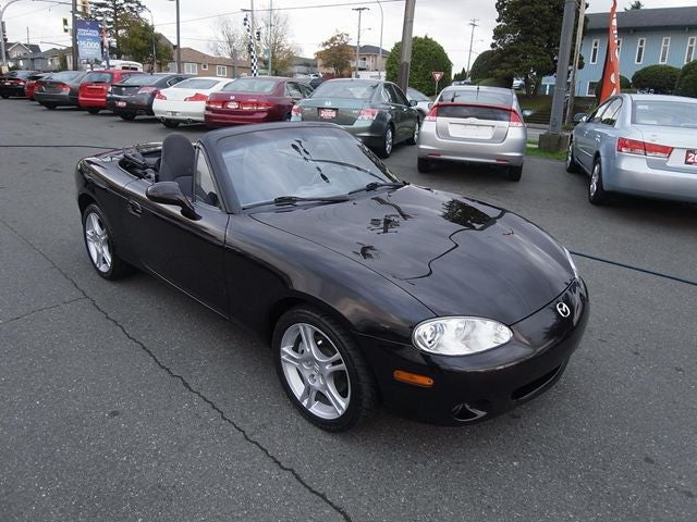 Quick review of the base model 2004 Miata.