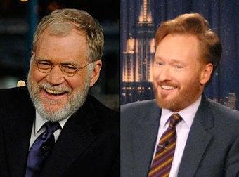 Letterman vs. Conan: Who Ya Got?