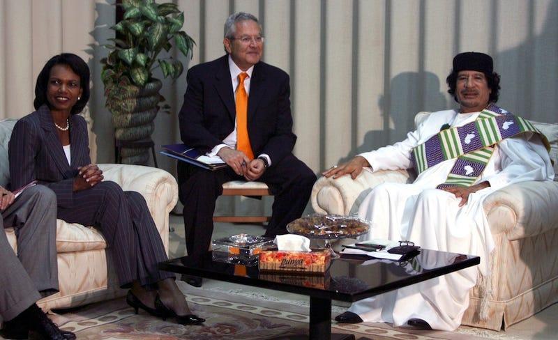 The Best of Wikileaks' Qaddafi Dirt