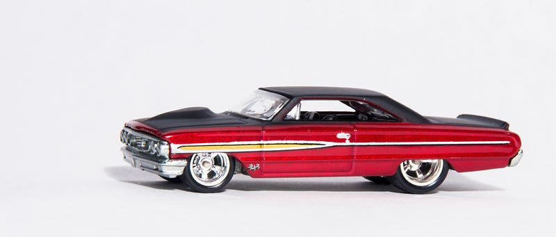 2010 Hot Wheels Garage: Custom '64 Galaxie 500