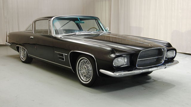 Dean Martin's Custom 1962 Ghia L6.4 Can Be Yours