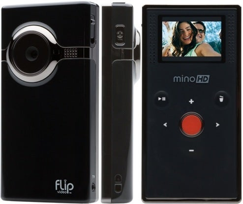 Flip Cam Gets a Hi-Def Upgrade With 720p Shooting MinoHD