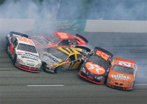 OK: Is NASCAR a Sport?