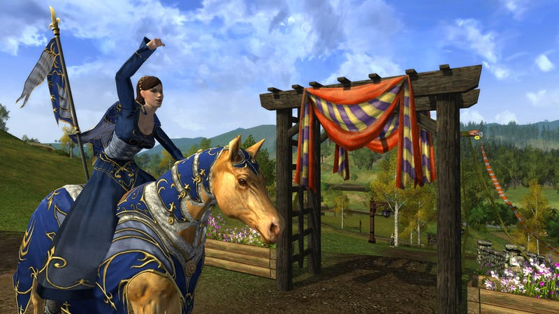 Celebrate Five Years of Lord of the Rings Online with Free Stuff
