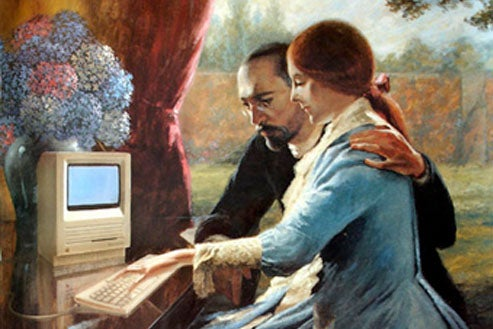 Purchase Classical Works of Art, As Dreamt by a Young Steve Jobs