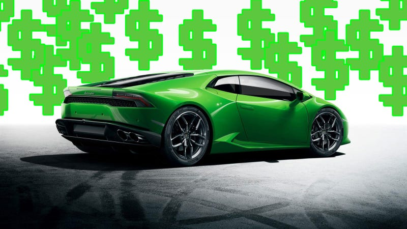 The New Lamborghini Huracan Will Cost $709,000 In China