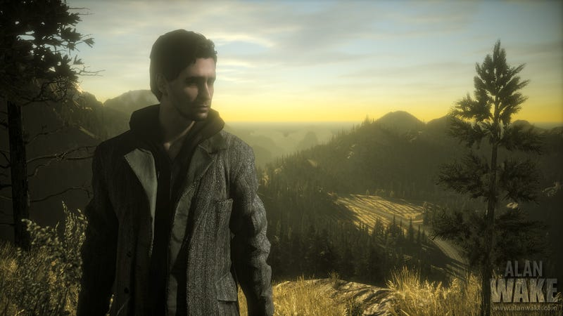 Why No Alan Wake On PC?