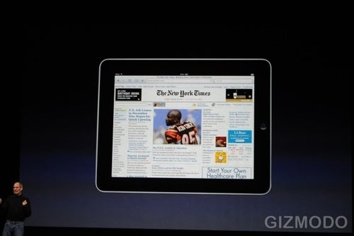 Here It Is! Your iPad Is Here!