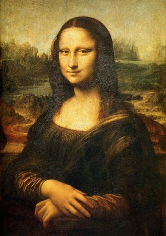 Mona Lisa's Smile Due To Too Much Bacon?