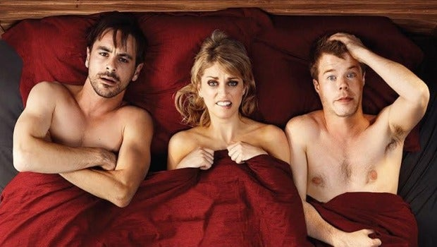 sexy threesome sex acts