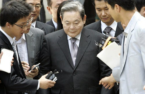 A Second Presidential Pardon for Samsung's Former Chairman