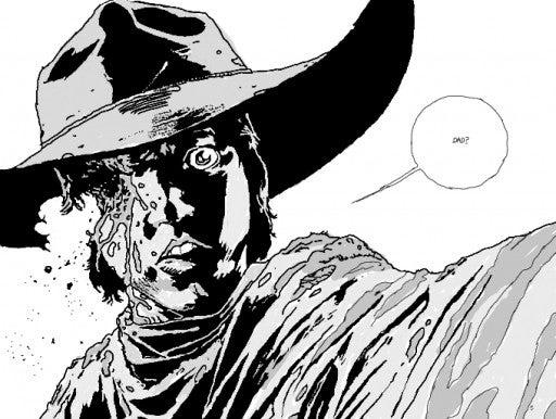 The Walking Dead recreará una de las escenas más sádicas del cómic en el que se basa