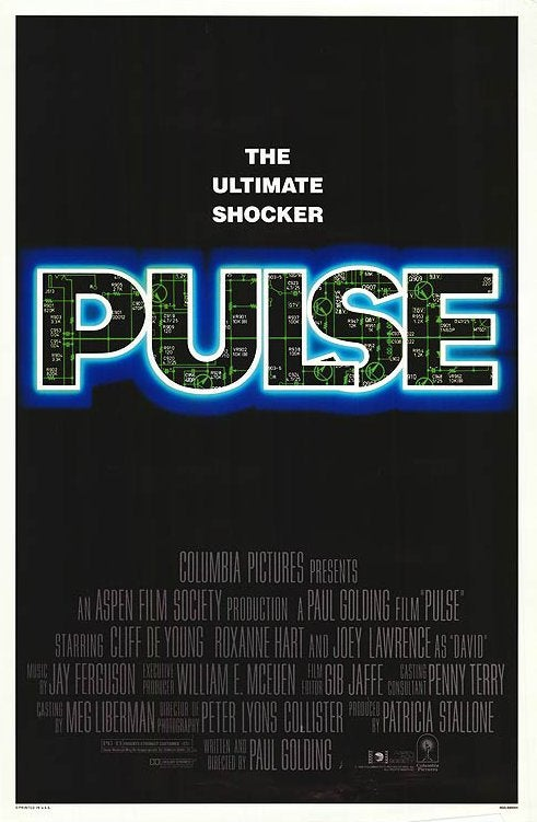 Is Pulse (1988) the Most Underrated Science Fiction Film of the '80s?