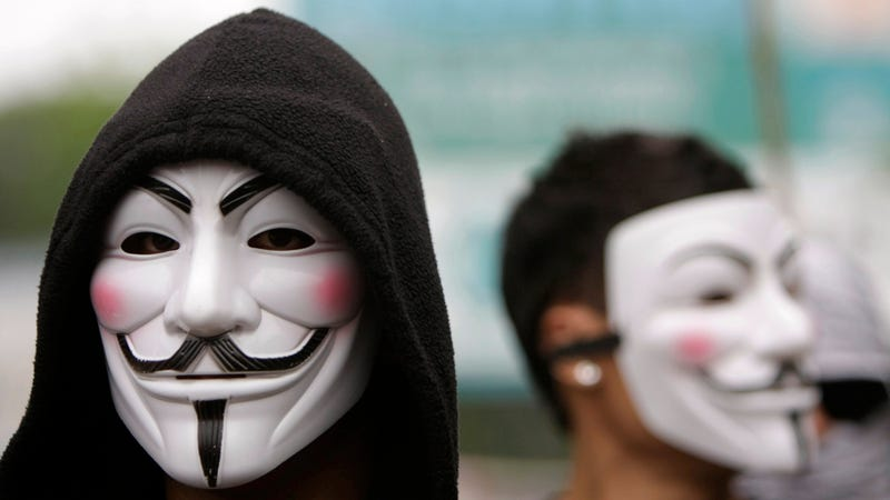 "How Call of Duty Is Making Anonymous ""the Enemy"" [UPDATE]"