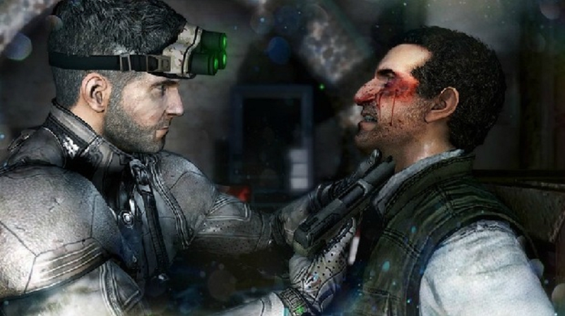 NotGoodForReview - Splinter Cell: Blacklist