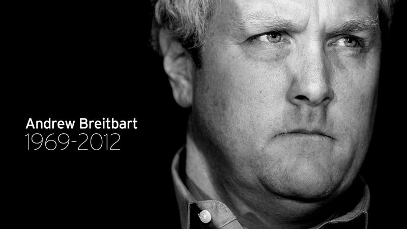 Andrew Breitbart: A Provocateur's Provocateur