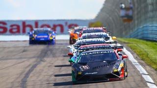 Lamborghini Super Trofeo | Watkins Glen 2014 Gallery