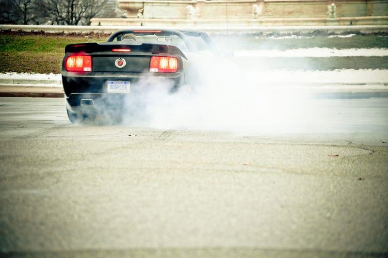 2009 ROUSH Mustang Blackjack: First Drive