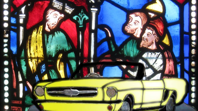 The Saints Of Motoring