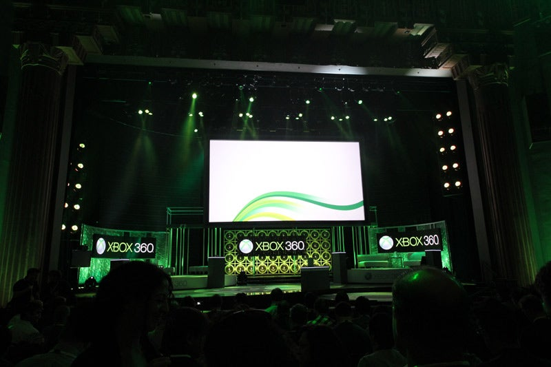 Watch the Microsoft Xbox 360 Event Live