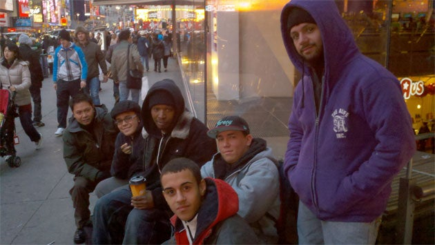 People Already Lining Up For Kinect, But They're Not Crazy