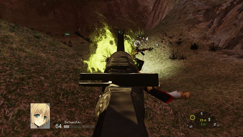 Japan's Newest First Person Shooter Fires Nothing But Blanks