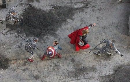 The Avengers Pics