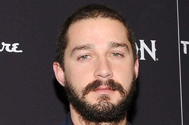 Shia LaBeouf's Still Got It, Storms Out of Press Conference
